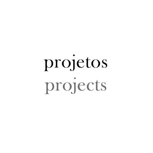 Projectos/Projects